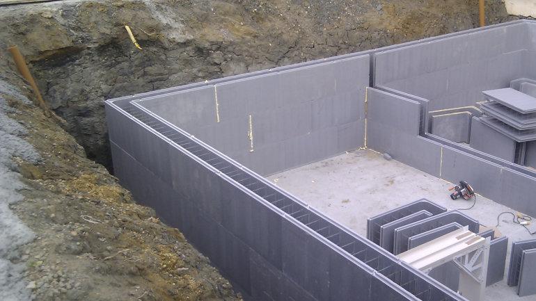 membuat basement gedung